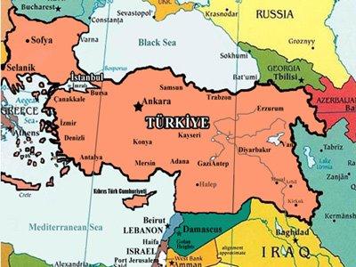 ergenc_misaki-milli-harita Misak-ı Milli Bir İngiliz Projesi miydi?