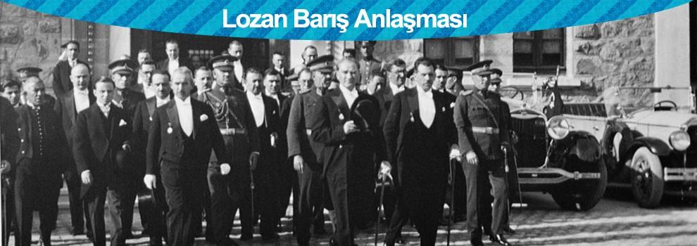 Lozan Antlaşması Türkiye'nin Kırılma Noktası