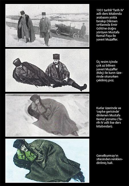 ataturk-karlar-uzerinde-resim O Fotoğraf Cephede Mi Çekildi?
