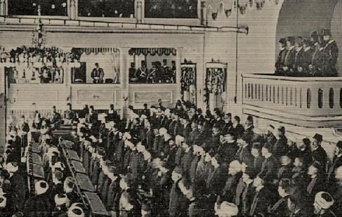 son-osmanli-meclisi-1 Osmanlı Devleti Ne Zaman ve Kim Tarafından Yıkıldı?