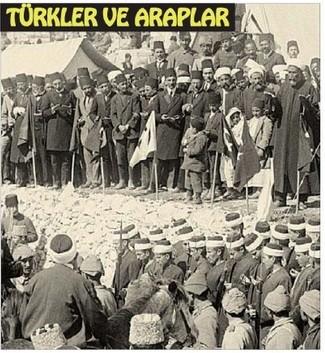 araplar-turkler-1 Türkler ve Araplar Arasında ki Nefret Tohumları?