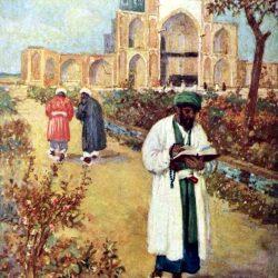 Omer-Hayyamin-turbesinde-Jay_Hambidge-250x250-1 Ömer Hayyam: Şarap Şairi Mi, İlmin Yüz Akı Mı?
