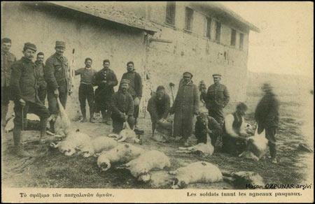 Yunan Ordusu'nun Anadolu'da Gerçekleştirdiği Kıyım