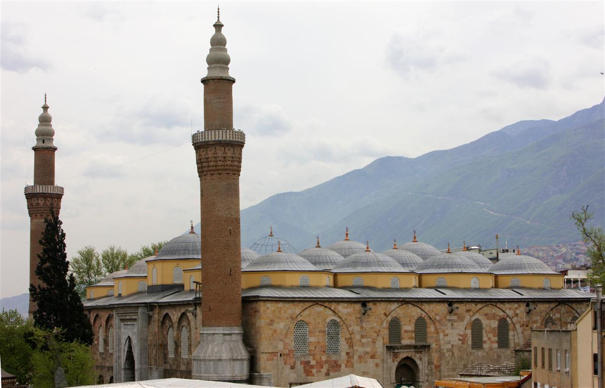 bursa-ulu-camii Batı'nın İslam'i Yok Etme Projesi