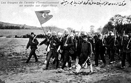 ittihat-terakki-hareket-ordusu 1908 Meşruiyet Dönemi Talihsiz Devir