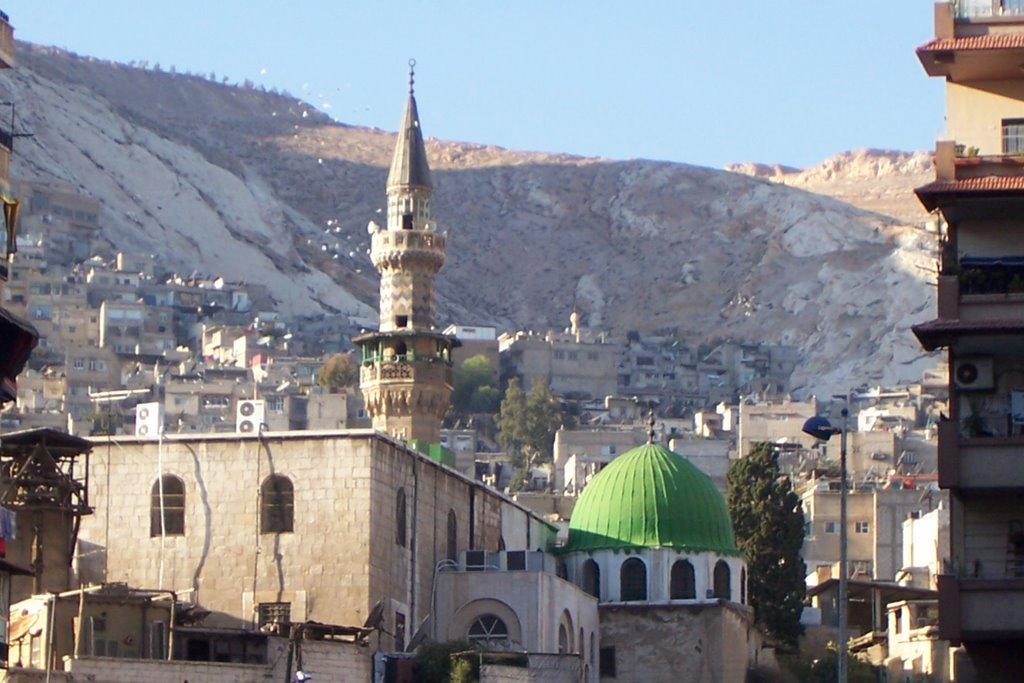 muhyiddin-arabi-turbesi-sam Şeyh-i Ekber'i Anlamak