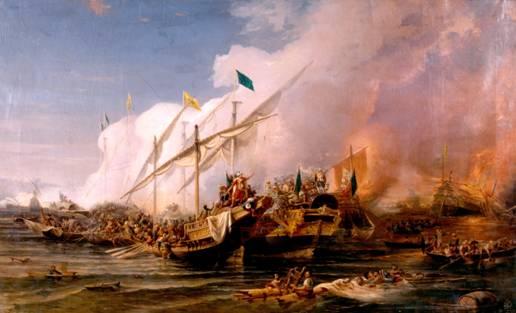 muslumanlarin-deniz-gucu İslam'ın Akdeniz'e Çıkmasının Etkileri