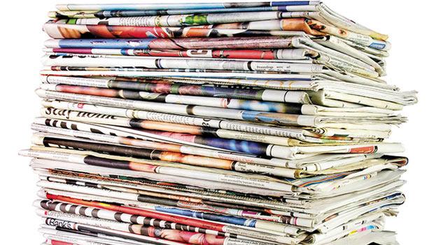 Televizyon,Roman,Gazete Üzerine