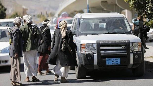 husiler Yemen, Orta Doğu ve Türkiye-1