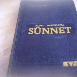 islam-hukukunda-sunnet-250x250-1 Kur'an'ın Sünnetle, Sünnetin de Kur'an'la neshi