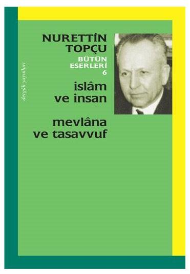 nurettin-topcu-islam-ve-insan-1 Din Görevlisi Kimdir?