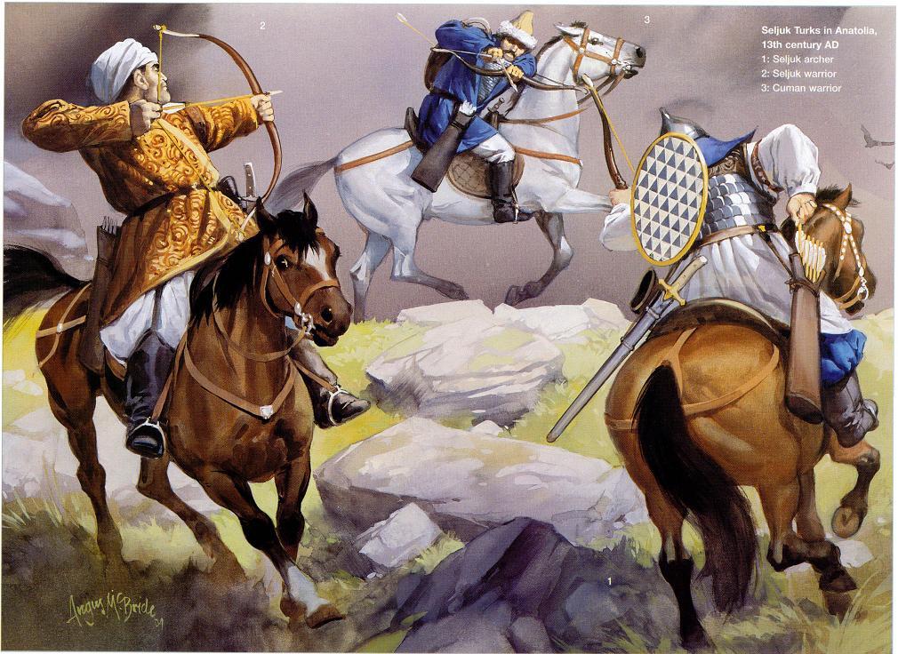 selcuklu-ordusu Fî-Sebîlillâh!