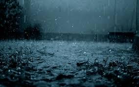 Yağmur, cisimleşmiş rahmettir
