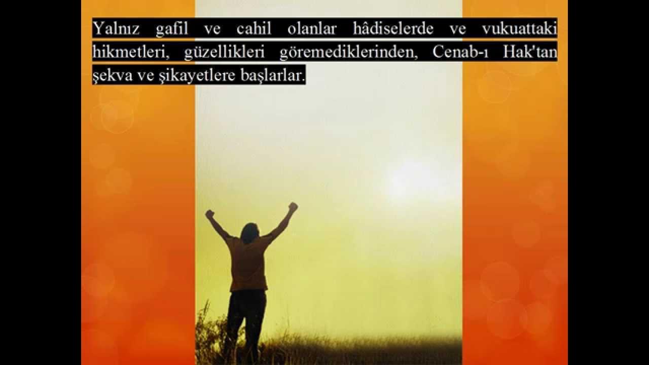 Azrail (as), Allah'a kulların bana küsecek demiş