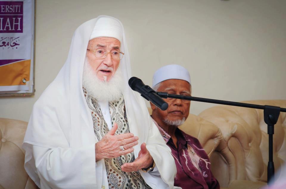 92 Prof. Dr. Muhammed Ali Es-Sabuni: Oryantalizmden Etkilenenler Kur'an-ı Kerim 'i Doğru Anlayamazlar