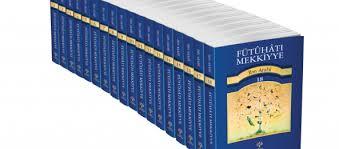İbn Arabi - Futuhat-ı Mekkiye,cild:7 'Notlarım'