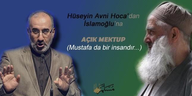 timthumb Mustafa da Bir İnsandır! (Açık Mektup)