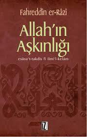 13245379_856251011167905_3528318248555047263_n Allah'ın Aşkınlığı (Esasü't-Takdis) - Fahreddin er-Razi