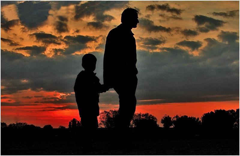 Babayla Oğul Arasında