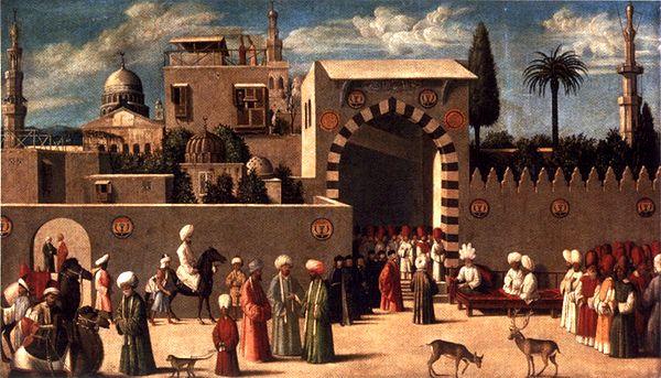 damascus-1511 Doğu Rönesansı' ve Batı Rönesansının üç çelişkisi