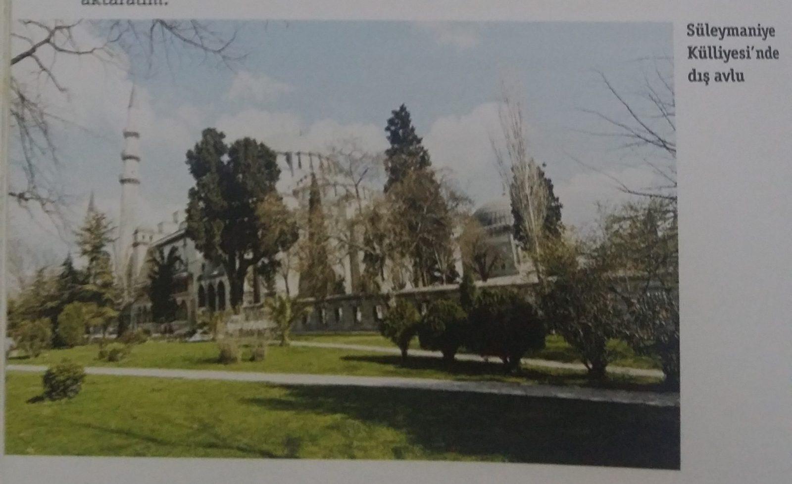 20170205_190934 (Süleymaniye Camii)Dış Mekan
