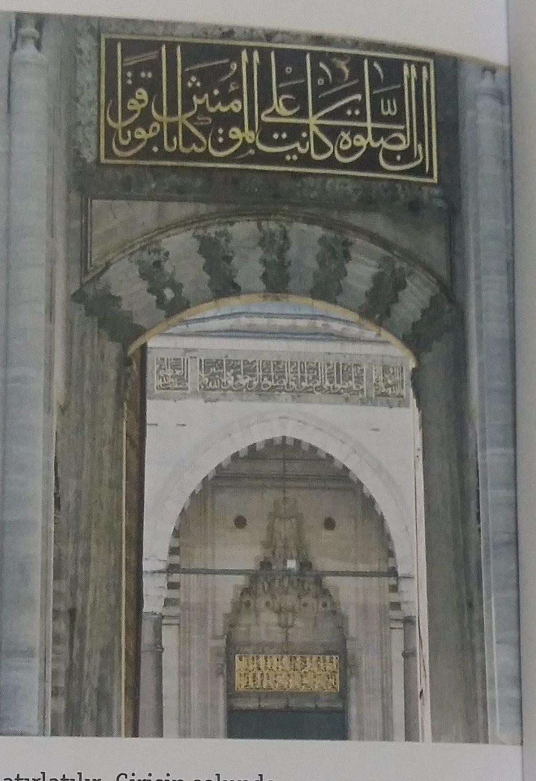20170205_193144 Süleymaniye Camii'nin İşaret ve Sembolleri