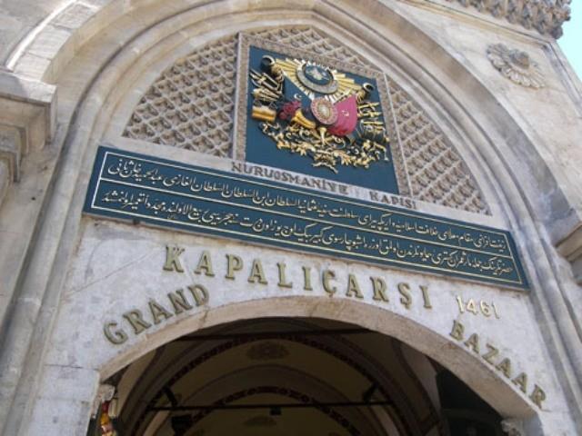 Kapali-Carsi-kapisi Cıvıl cıvıl Kapalıçarşı