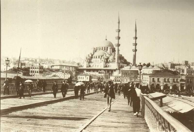 galakoprusu5 İstanbulu Mekan Edinen Batılılar
