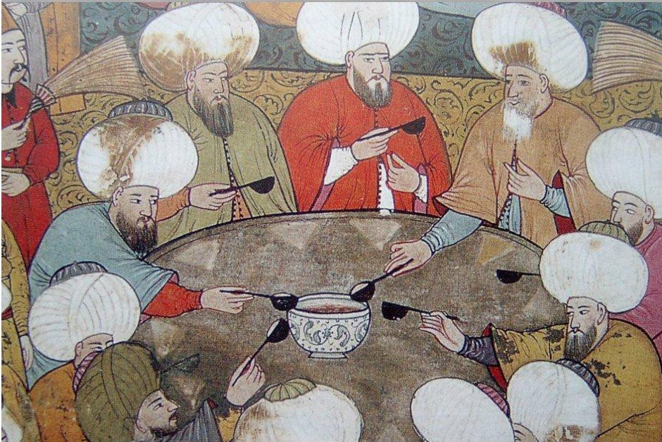 Gıda Tarihimizde Öğle Yemeği Yoktur