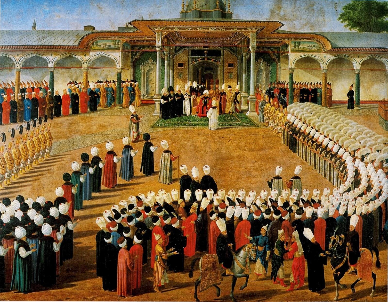 5 Osmanlı:Toplum ve Devlet
