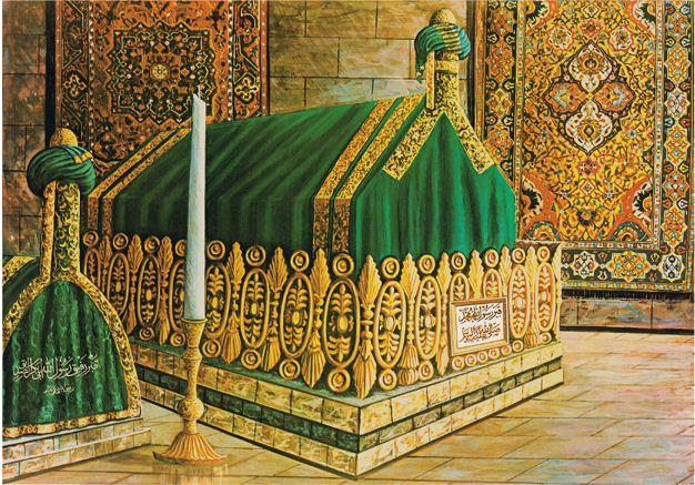 kabri-serif-mi-2 Kitab,Sünnet ve İcmaa Göre Kabr-i Şerif Ziyareti