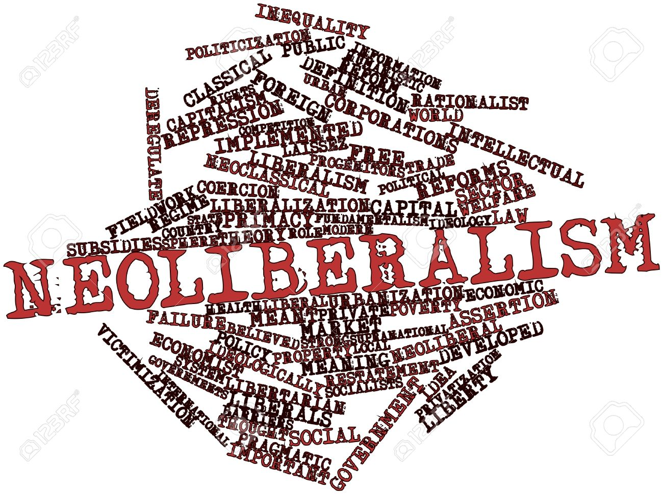 17149339-abstract-word-cloud-for-neoliberalism-with-related-tags-and-terms-stock-photo-1 Sivil Kültür,Neoliberal Kültür