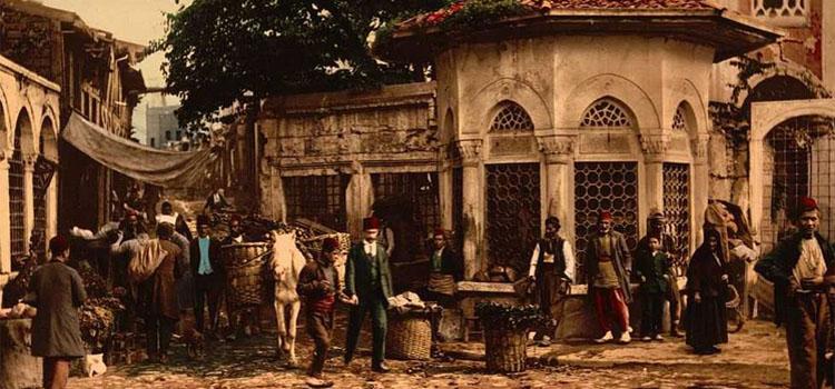 ottomannnew Avrupalı Seyyahların Gözünden Osmanlıda Sosyal Yardımlaşma ve Hayırseverlik
