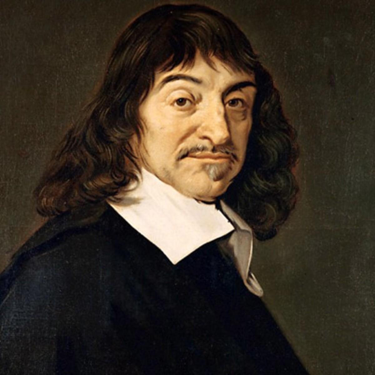 rene-descartes-37613-1-402 Descartes'in 'Düşünüyorum, o halde varım' Sözü Hakkında