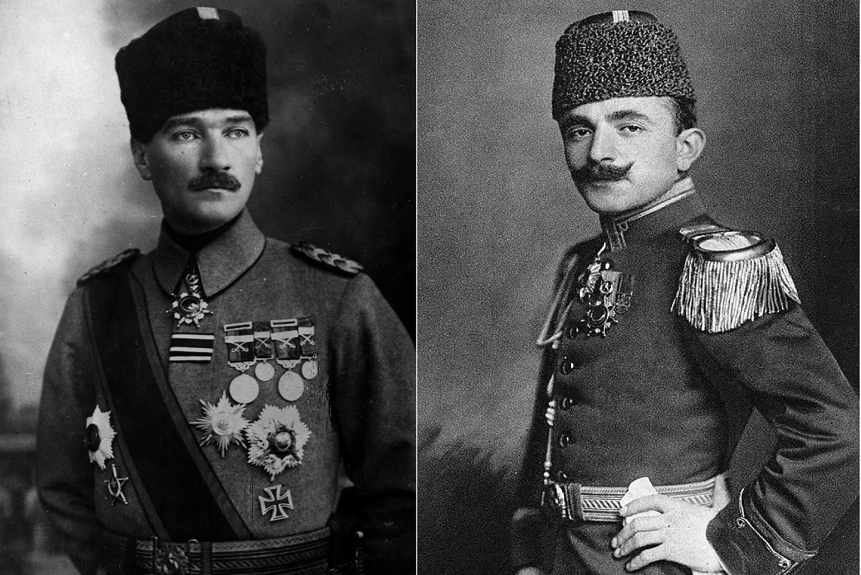 814 M. Kemal-Enver Paşa ilişkisi ve Turancılık