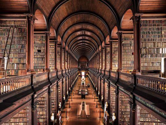 kutuphaneler-1 Kitaplar ve Kütüphaneler