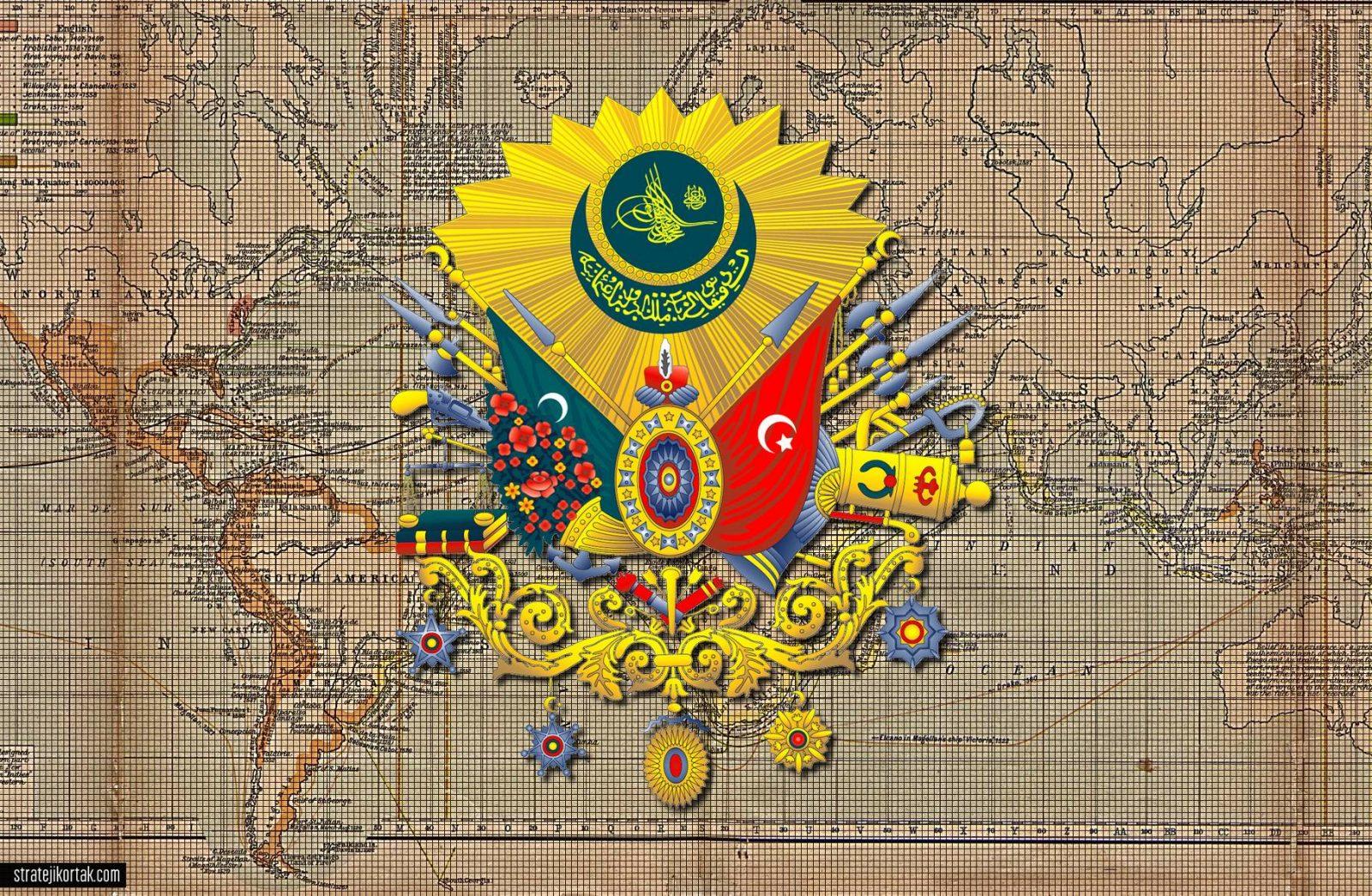 osmanli-sancagi Osmanlılar çağı