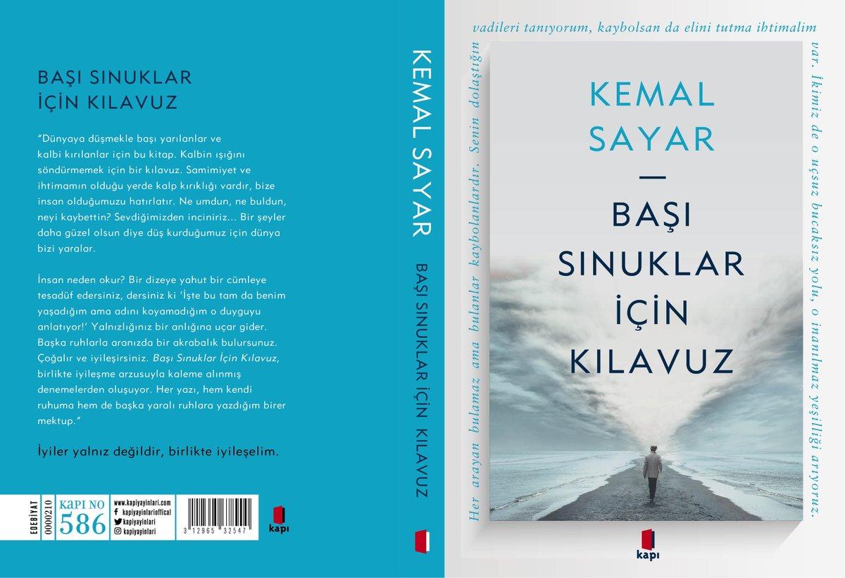 """Kemal Sayar – Başı Sınuklar İçin Kılavuz """"Notlar"""" -2"""