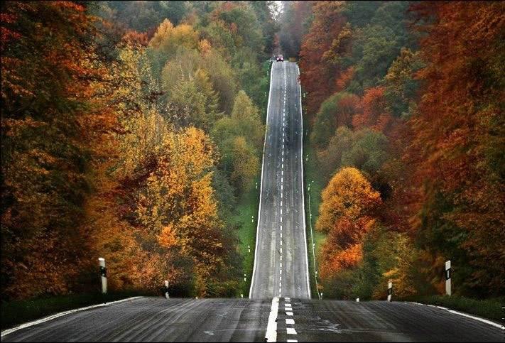 Yol, Sonsuza Varma İsteğinin Tecessüm Hali